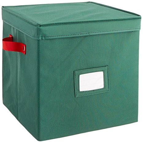 9. Elf Stor Ornament Storage Chest with Dividers