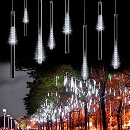 Christmas Lights That Look Like Water Falling.Top 10 Best Cascading Christmas Lights For 2019
