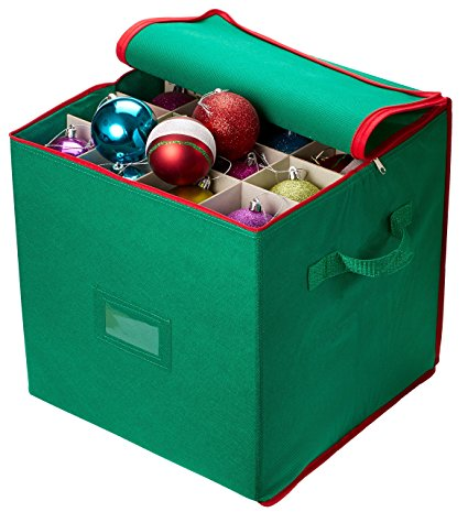 1. Christmas Ornament Storage