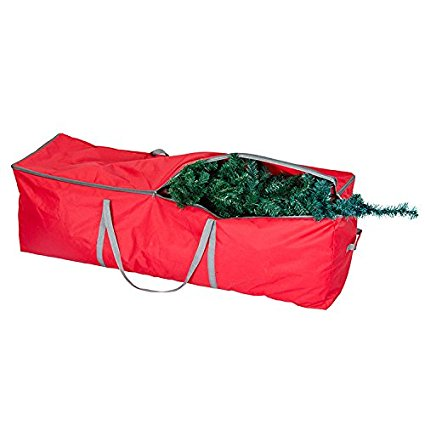 9. nGenius Heavy-Duty Christmas Tree Storage Bag