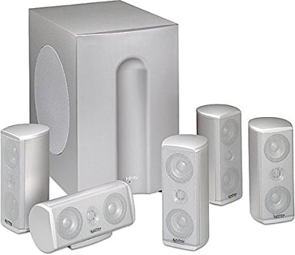 7. Infinity TSS-1100 Home Theater Speaker System (Platinum)