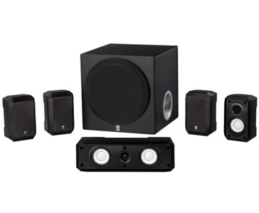 5. Yamaha YHT-4910UBL 5.1-Channel Home Theater System