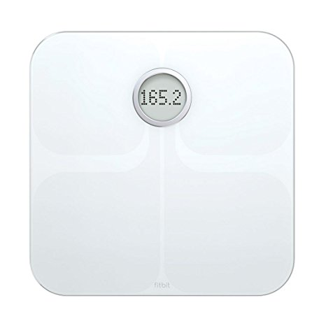 4. Fitbit Aria WiFi Smart Scale