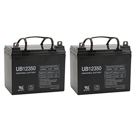 8.12V 35Ah U1 Deep Cycle AGM Solar Battery