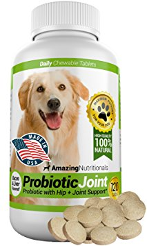 3. Amazing Nutritionals Probiotics