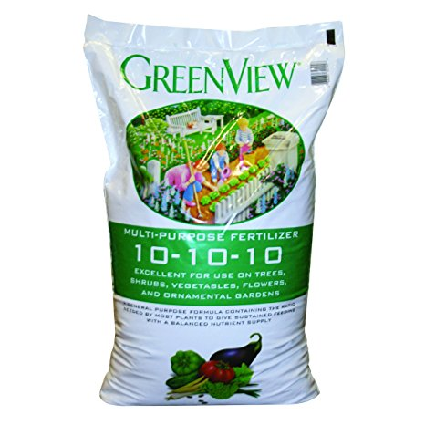 8. GreenView Fairway Formula Fertilizer