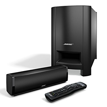 2. Bose CineMate 15 Home Theater Speaker System