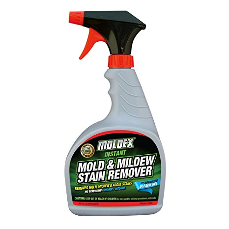 3. Moldex 7010 Mold & Mildew Instant Stain Remover