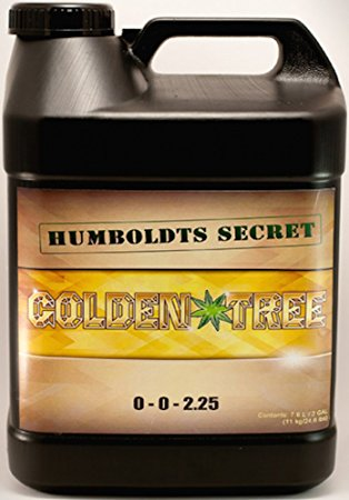 6. Humboldt's Secret Golden Tree: World's Best Fertilizer