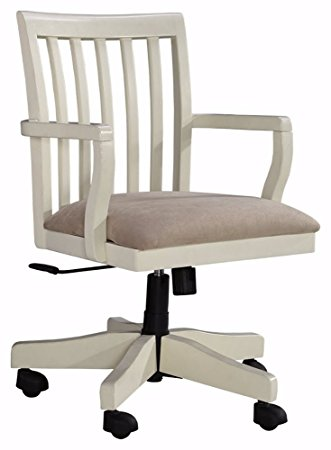 6. Signature Design by Ashley H583-01A Sarvanny Home Office Desk Chair