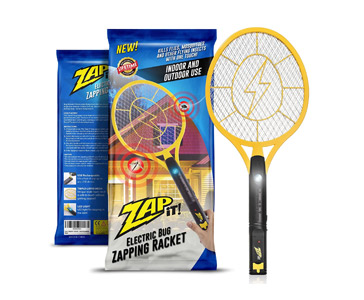 5. Iselector Bug Zapper- The electric indoor-insect killer