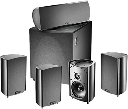 4. Definitive Technology ProCinema 600 5.1 Home Theater Speaker System