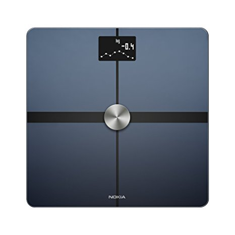 3. Nokia Body+ - Body Composition Wi-Fi Scale