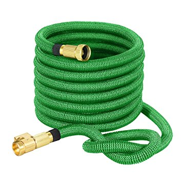 6. VicTsing Upgraded 50ft Expanding Garden Hose