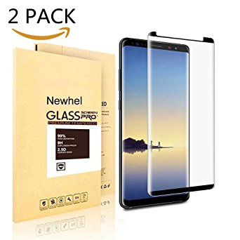 7. Bubble, WANGCL HD Screen Protector screen Protector for Samsung Galaxy Note 8 Black