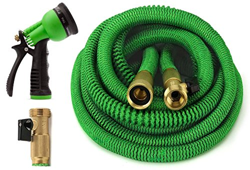 1. ALL NEW 2017 Expandable Garden Hose 25 Feet