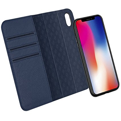 5. ZOVER Luxury Series iPhone X Case