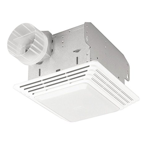 2. Broan 678 Ventilation Fan and Light Combination