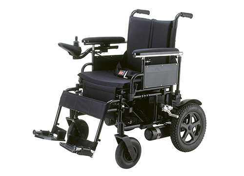 3. Drive Medical Cirrus Plus Folding Power Wheelchair