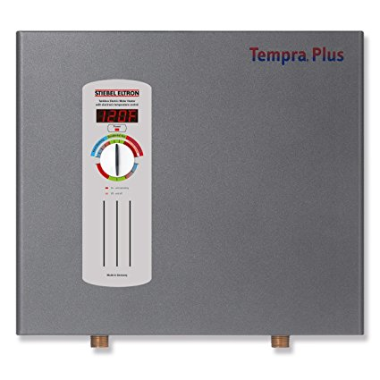 4. Stiebel Eltron Tempra Plus 24 kW, tankless electric water heater