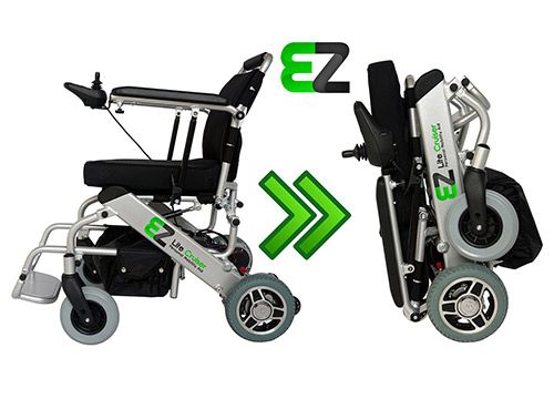 1. EZ Lite Cruiser - Standard Model