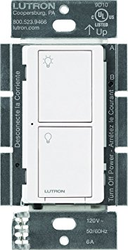 7. Lutron Caseta Wireless Switch