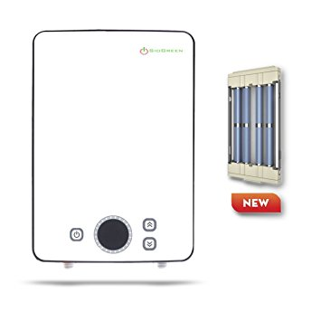 5. SioGreen IR260 POU. 240V/6kW/30A. Infrared Electric Hot Tankless Water Heater