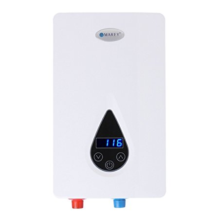 9. Refurbished Marey Electric Tankless Water Heater