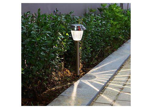 10. Voona solar LED-outdoor lights