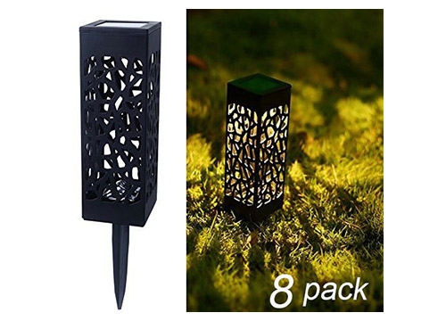 4. Maggift-solar garden lights