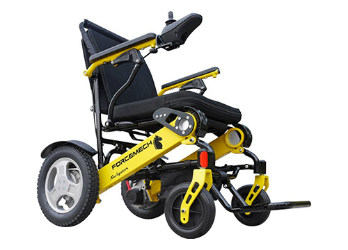 2. Forcemech Power Wheelchair