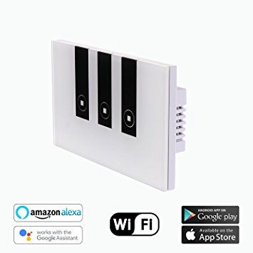 6. Smart Wifi Wall Light Switch
