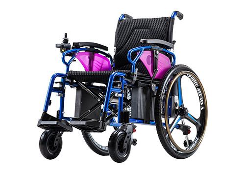 9. Song  electric wheelchair