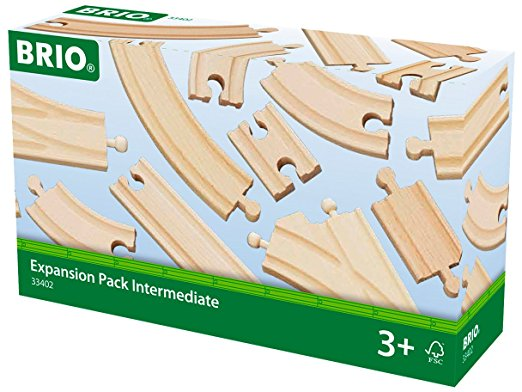 10. BRIO Expansion Pack Intermediate