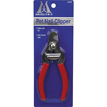 9. Millers Forge Stainless Steel Dog Nail Clipper