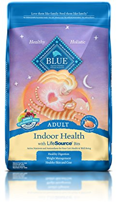 5. BLUE for Cats Adult Dry Cat Food
