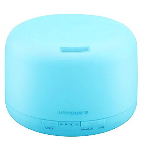 7. URPOWER 500ml Aromatherapy Essential Oil Diffuser