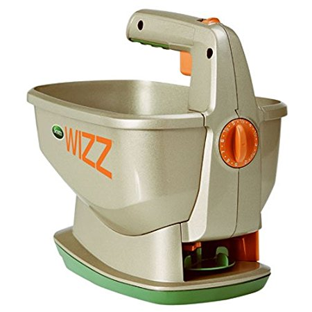 2. Scotts Wizz Hand-Held Spreader