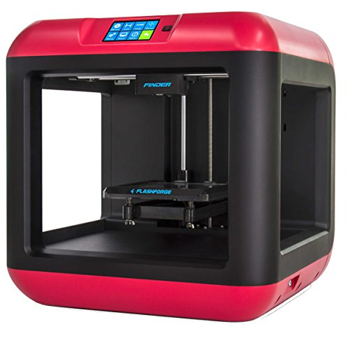 2. FlashForge 3D Printers, New Model: Finder