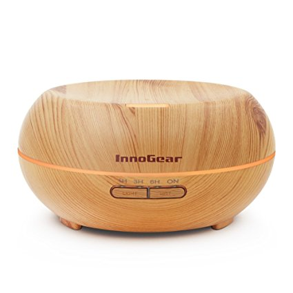 10. InnoGear Aromatherapy Essential Oil Diffuser