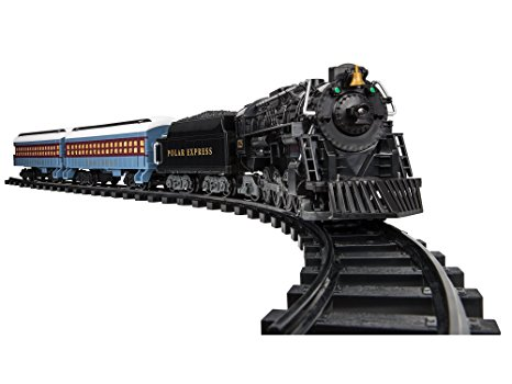 8. Lionel Polar Express Ready to Play Train Set