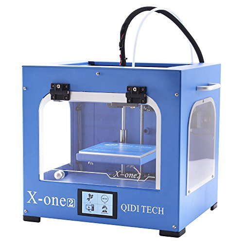 10. QIDI TECHNOLOGY New Generation 3D Printer:X-one2,Metal Frame Structure,Platform Heating