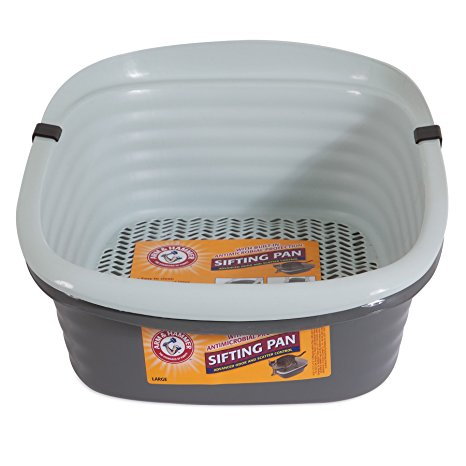 3. Arm & Hammer Large Sifting Litter Pan