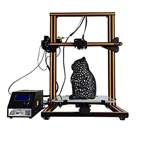 5. HICTOP CR-10S 3D Printer Filament Monitor Prusa I3 Upgrade Dual Z axis T Screw Rods 300x300x400mm