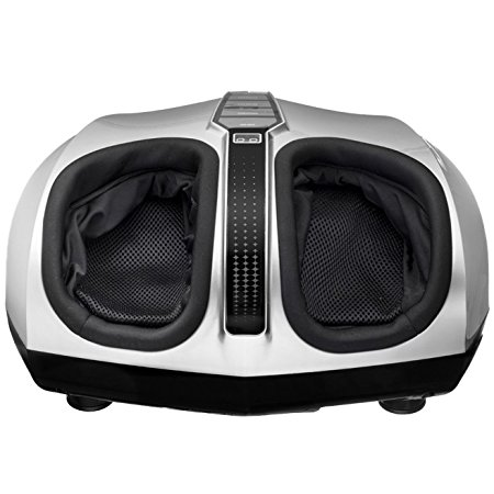 . 3. Belmint Shiatsu Foot Massager with Switchable Heat Function, Delivers Deep-Kneading Massage Relief for Tired Muscles and Plantar Fasciitis