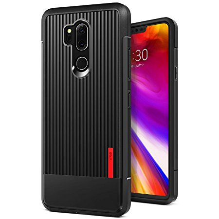 6. LG G7 Case, LG G7 ThinQ Case :: VRS :: Slim Full Body Protective Armor :: Ultra Thin Fit :: Waved Texture Reinforced Grip :: for LG G7 ThinQ