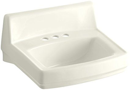 8. KOHLER K-2032-96 Greenwich Wall-Mount Bathroom Sink