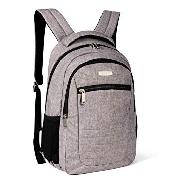 10. Advocator Slim Business Backpack with Padded Sleeve for Laptop Up to 14