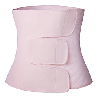 2. Paz Wean Post Belly Band Postpartum Recovery Belt Girdle Belly Binder, Cotton