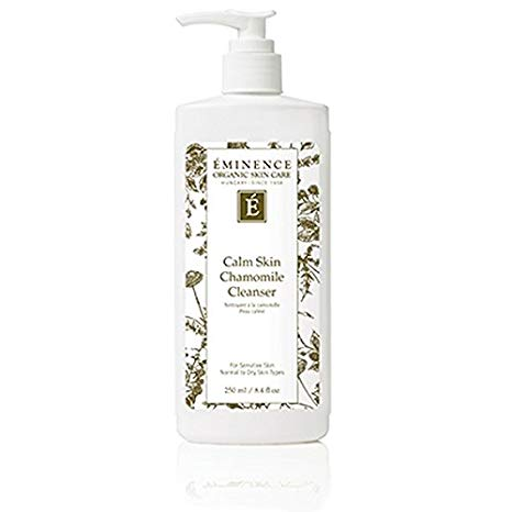 8. Eminence Calm Skin Chamomile Cleanser, 8.4 Ounce